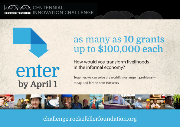Rockafeller-Foundation Creativity turf