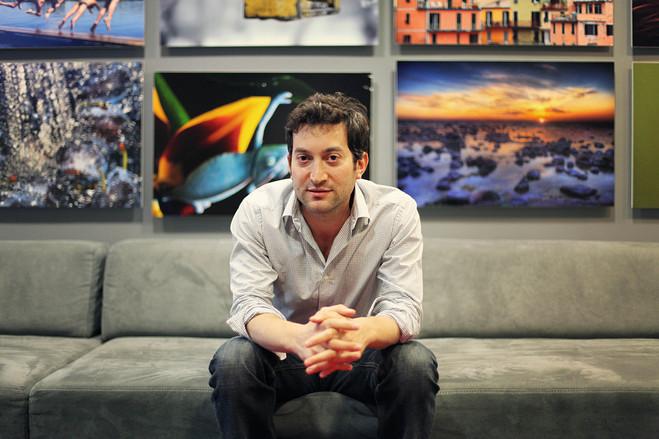 Jon Oringer CreativityTurf